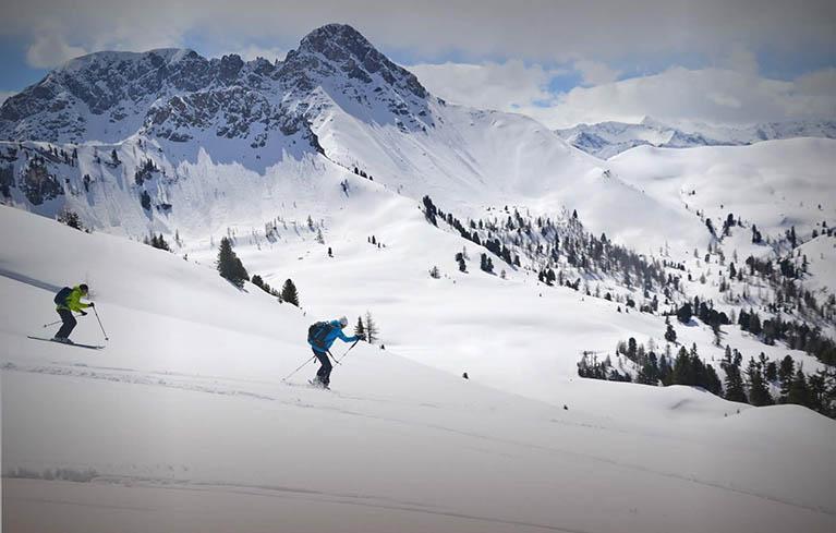 Ausflugsziel in Großarl im Salzburger Land - Loosbühelalm