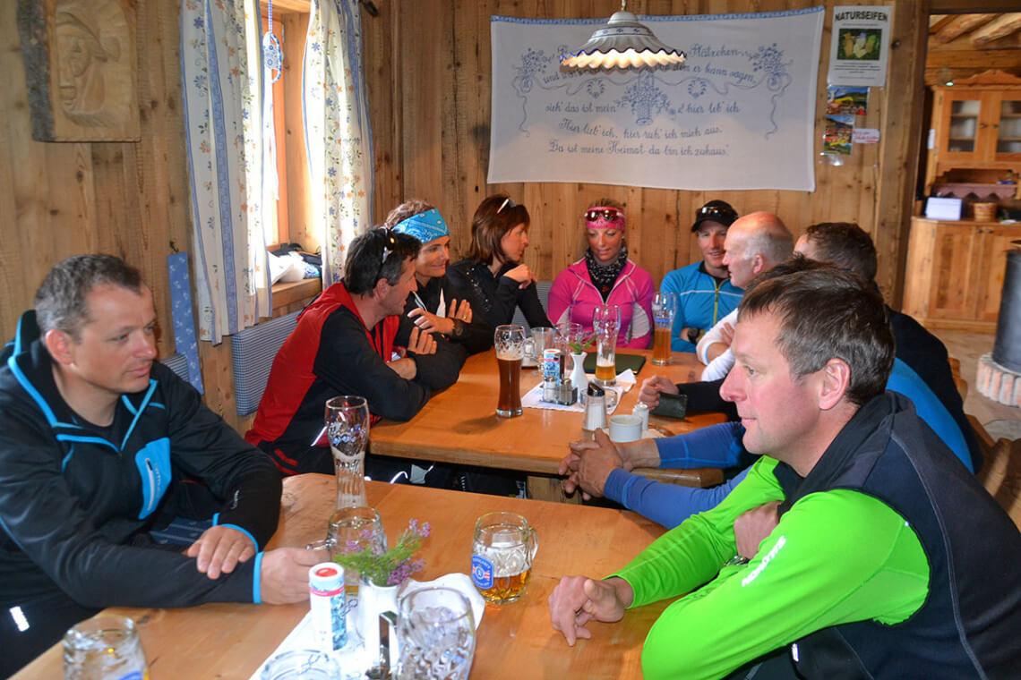Seminare & Gruppen - Urlaub & Einkehr auf der Loosbühelalm, Großarltal